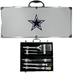 Dallas Cowboys 8-Piece BBQ Set