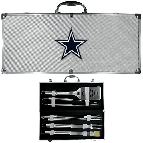 Dallas Cowboys 8-Piece BBQ Set