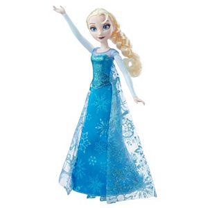 Disney's Frozen Musical Lights Elsa by Hasbro