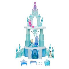 Disney's Frozen Little Kingdom Elsa's Magical Rising Castle
