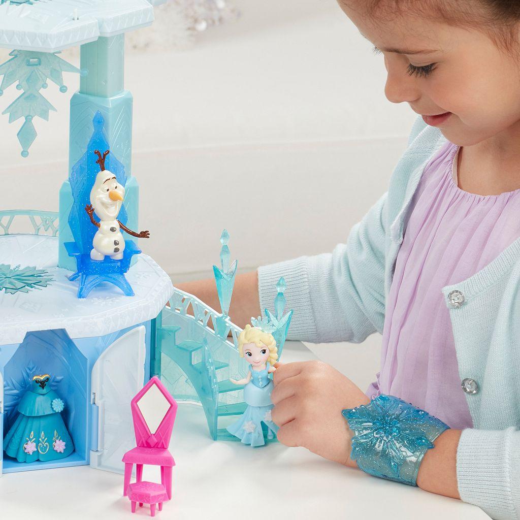Disney's Frozen Little Kingdom Elsa's Magical Rising Castle