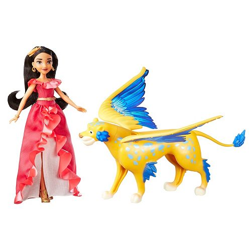 Disney's Elena of Avalor & Skylar 2-pk. Figures by Hasbro