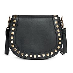 Olivia Miller Maddy Mini Saddle Crossbody Bag