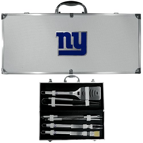 New York Giants 8-Piece BBQ Set