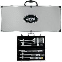 New York Jets 8-Piece BBQ Set