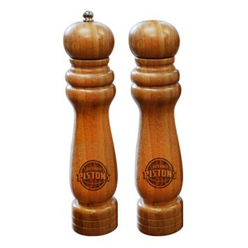 Detroit Pistons Salt Shaker & Pepper Mill Set