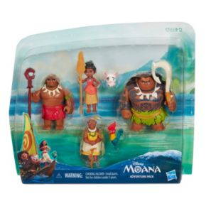 Disney Moana Adventure Pack by Hasbro
