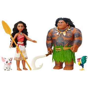 Disney's Moana Adventure Collection by Hasbro