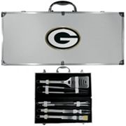 Green Bay Packers 8 pc BBQ Set
