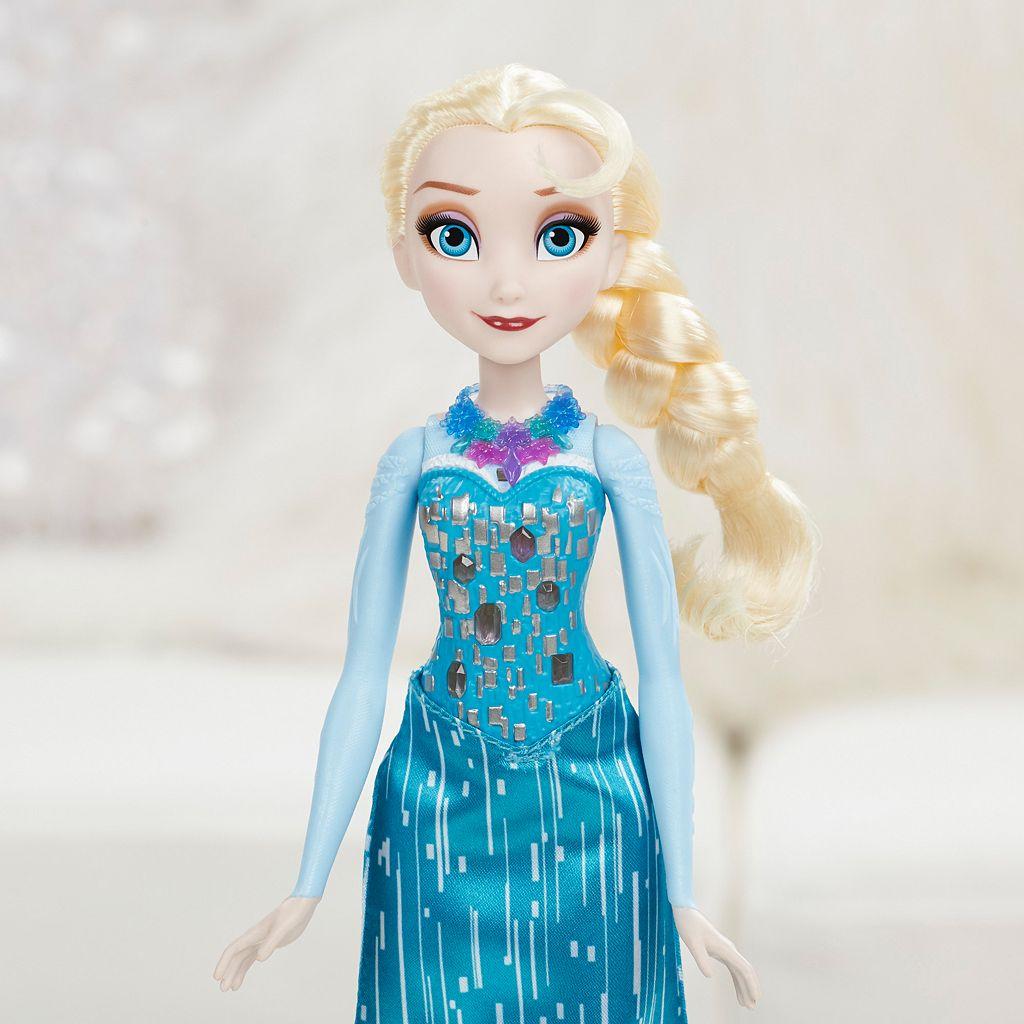 Disney's Frozen Crystal Glow Elsa by Hasbro