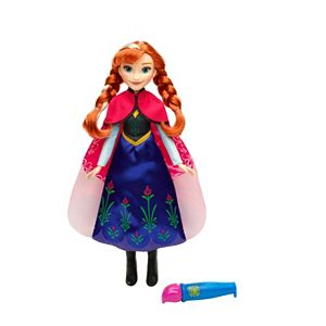 Disney's Frozen Anna's Magical Story Cape by Hasbro