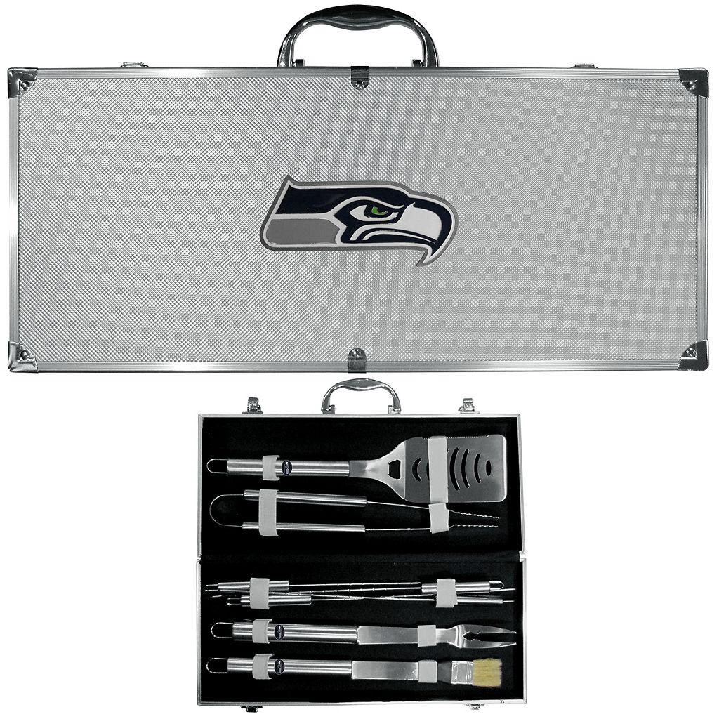Seattle Seahawks 8-Piece BBQ Set