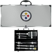 Pittsburgh Steelers 8-Piece BBQ Set