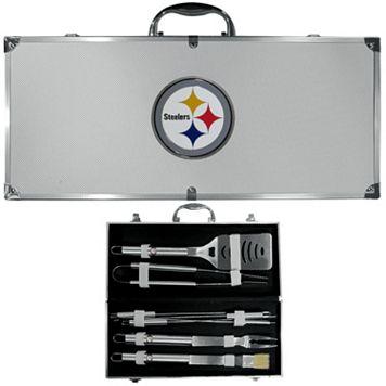 Pittsburgh Steelers 8-Piece BBQ Set