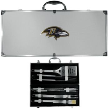 Baltimore Ravens 8-Piece BBQ Set