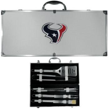 Houston Texans 8-Piece BBQ Set
