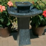 Smart Living Mahayana 2-Tier Solar Fountain