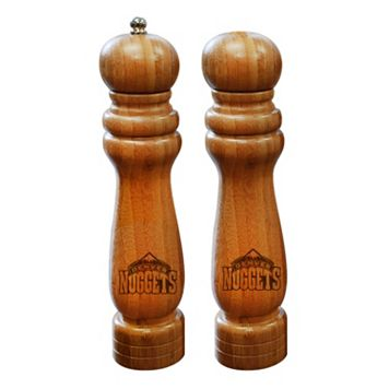 Denver Nuggets Salt Shaker & Pepper Mill Set