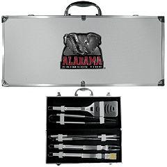 Alabama Crimson Tide 8 pc BBQ Set