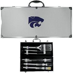 Kansas State Wildcats 8 pc BBQ Set