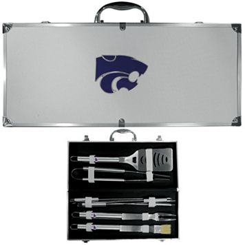 Kansas State Wildcats 8-Piece BBQ Set