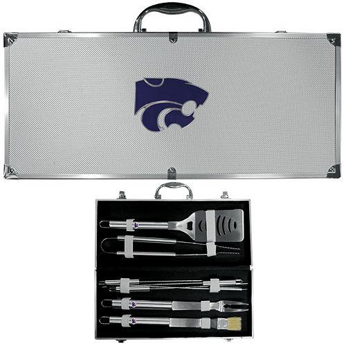 Kansas State Wildcats 8-Piece BBQ Set