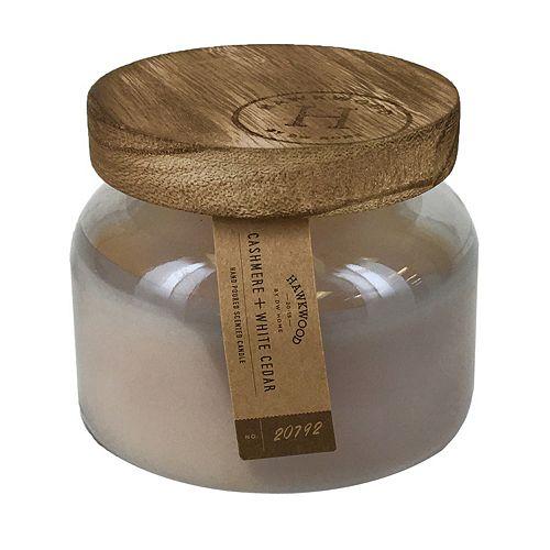 Hawkwood 6.1-oz. Cashmere & White Cedar Candle Jar