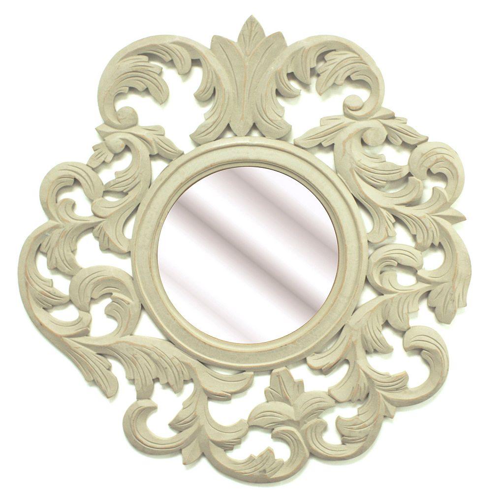 Fetco Home Decor Coley Wall Mirror