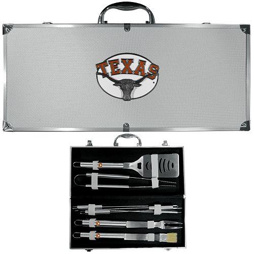 Texas Longhorns 8-Piece BBQ Set