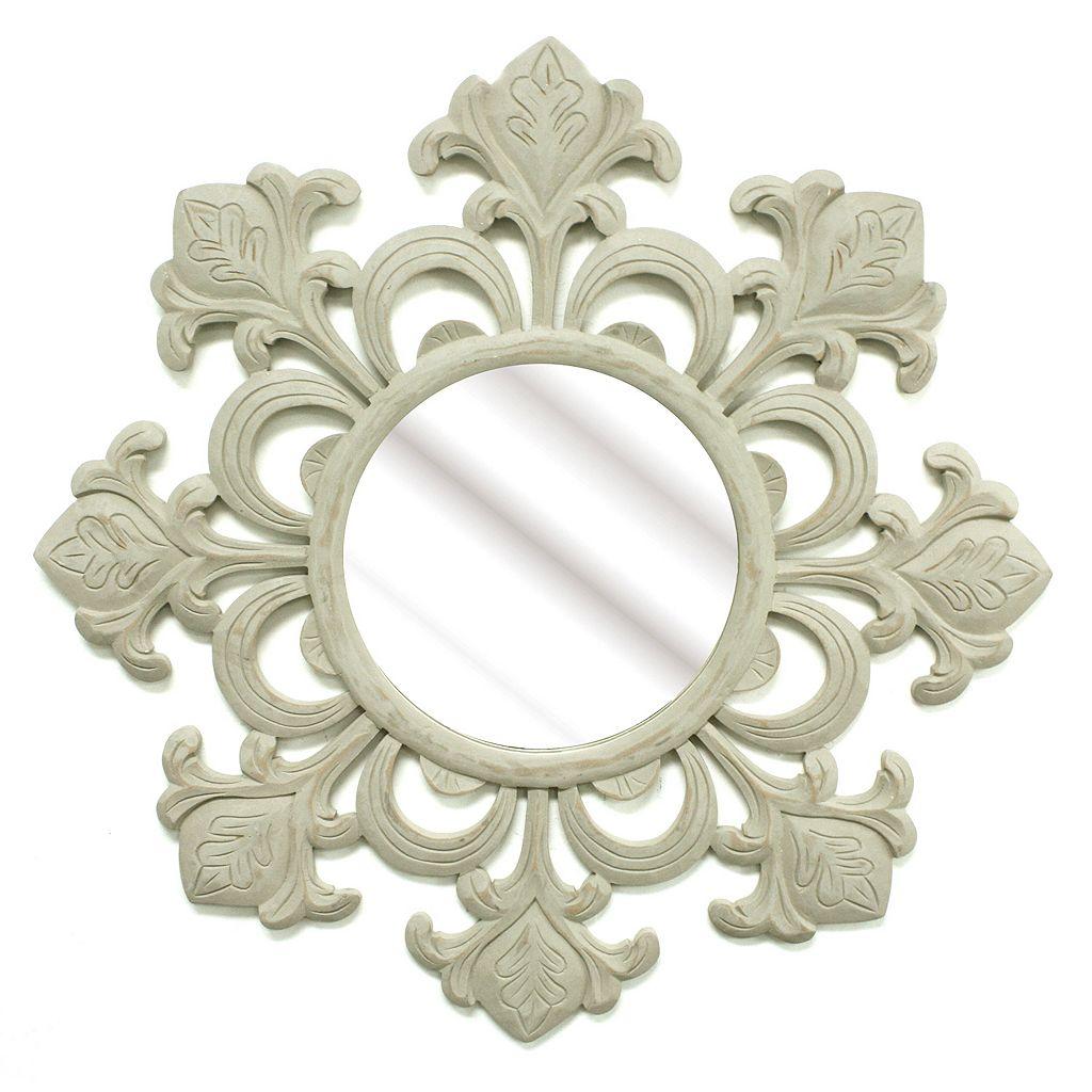 Fetco Home Decor Tesoro Wall Mirror
