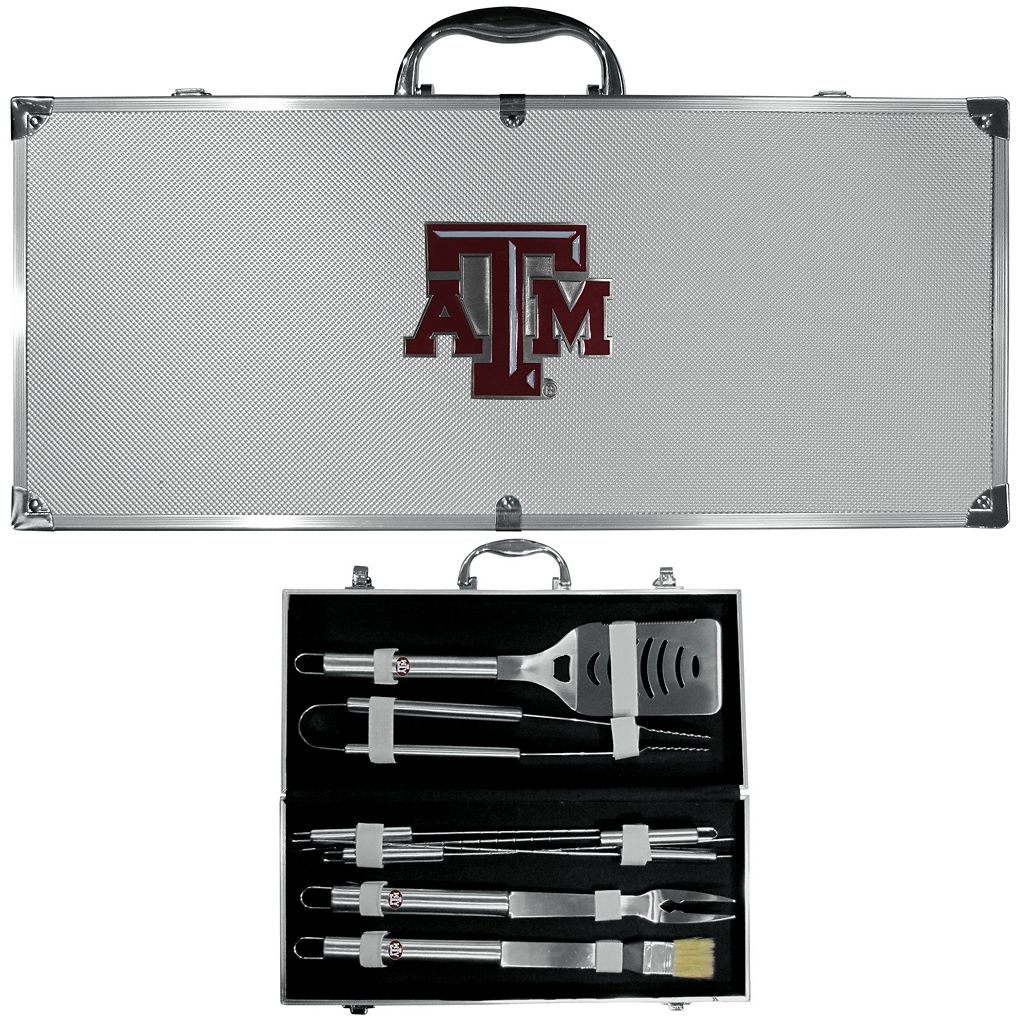 Texas A&M Aggies 8-Piece BBQ Set