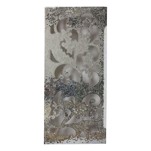 Fetco Home Decor Corman Panel Wall Mirror