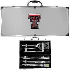 Texas Tech Red Raiders 8-Piece BBQ Set