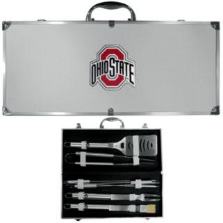 Ohio State Buckeyes 8-Piece BBQ Set