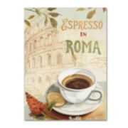 Trademark Fine Art Cafe in Europe III Canvas Wall Art