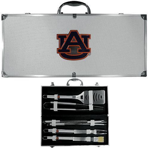 Auburn Tigers 8-Piece BBQ Set