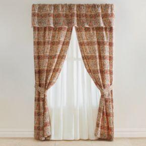 Chaps 2-pack Turner Creek Window Curtain