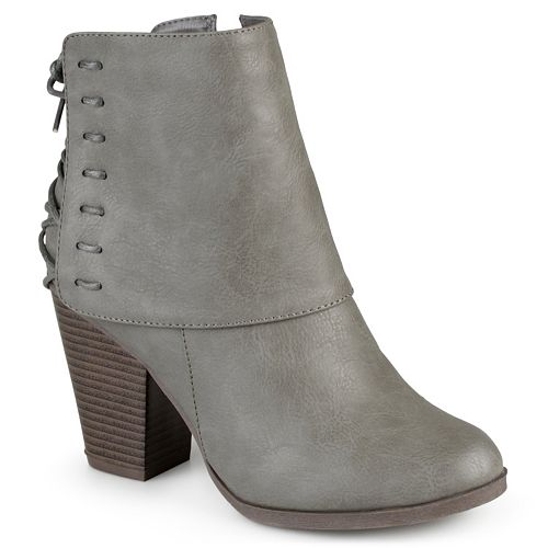 Journee Collection Ayla Women's High Heel Ankle Boots