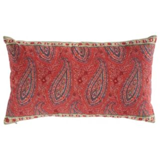 Chaps Home Turner Creek Paisley Throw Pillow