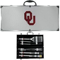 Oklahoma Sooners 8-Piece BBQ Set