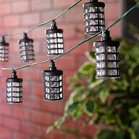 Smart Living Amalia 20-Light LED Solar String Lights