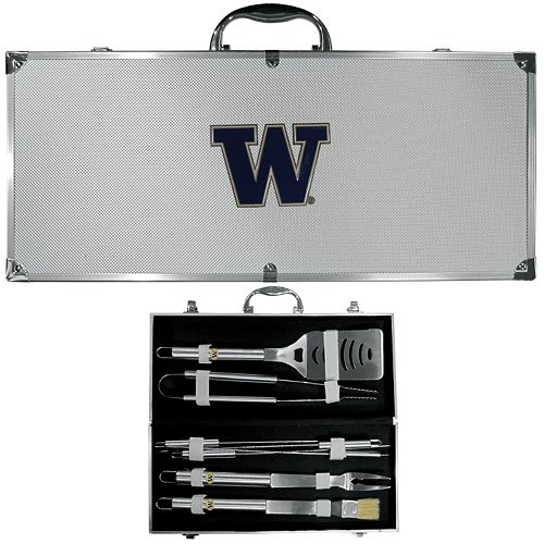 Washington Huskies 8-Piece BBQ Set