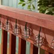 Smart Living Cornelius LED 20-Light Solar String Lights