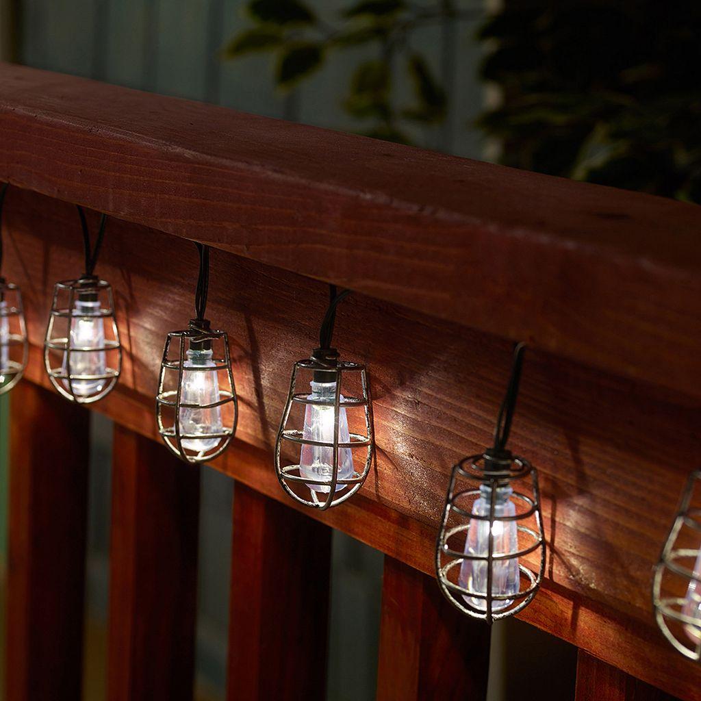 Smart Living Cornelius LED 20-Light Solar String Lights