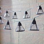 Smart Living Bente 20-Light LED Solar String Lights