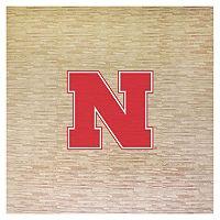 Nebraska Cornhuskers 8' x 8' Portable Tailgate Floor
