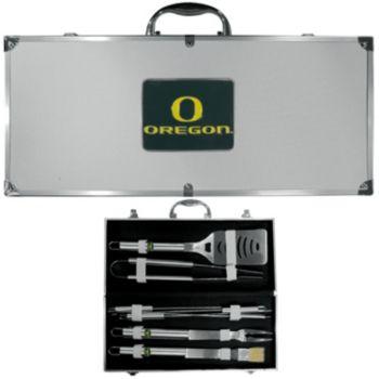 Oregon Ducks 8-Piece BBQ Set