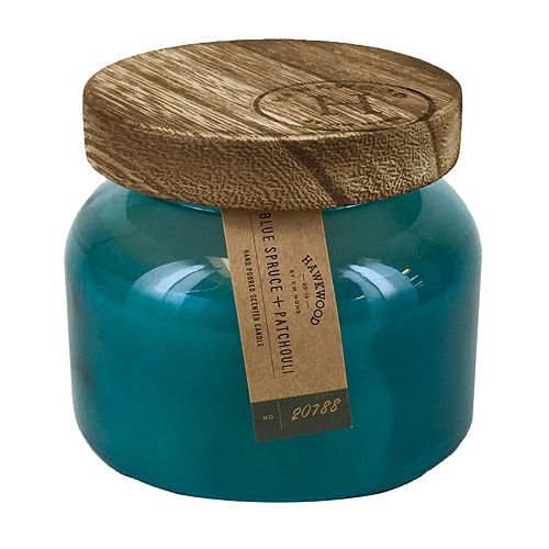 Hawkwood 6.1-oz. Blue Spruce & Patchouli Candle Jar