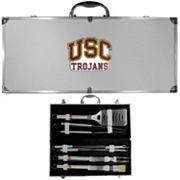 USC Trojans 8 pc BBQ Set