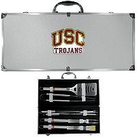USC Trojans 8-Piece BBQ Set